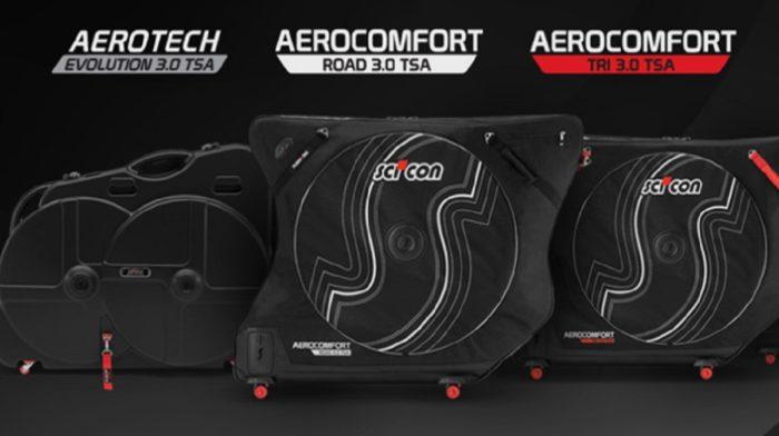 How to pack a Scicon AeroTech Evolution 3.0 TSA bike case