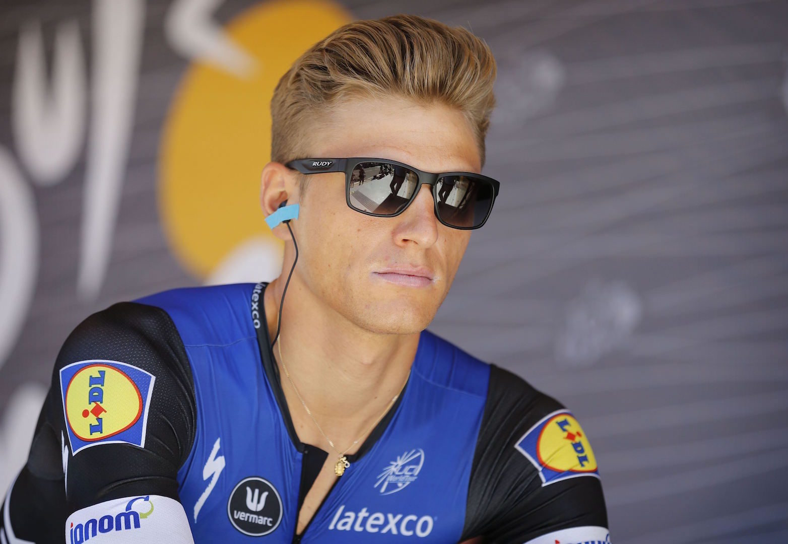 Villars-les-Dombes Parc des Oiseaux- France - wielrennen - cycling - radsport - cyclisme - Marcel Kittel (GER-Etixx-QuickStep) pictured during stage 14 of the 2016 Tour de France from Montelimar to Villars-les-Dombes Parc des Oiseaux, 208.00 km - photo Dion Kerckhoffs/Tim van Wichelen/Cor Vos © 2016