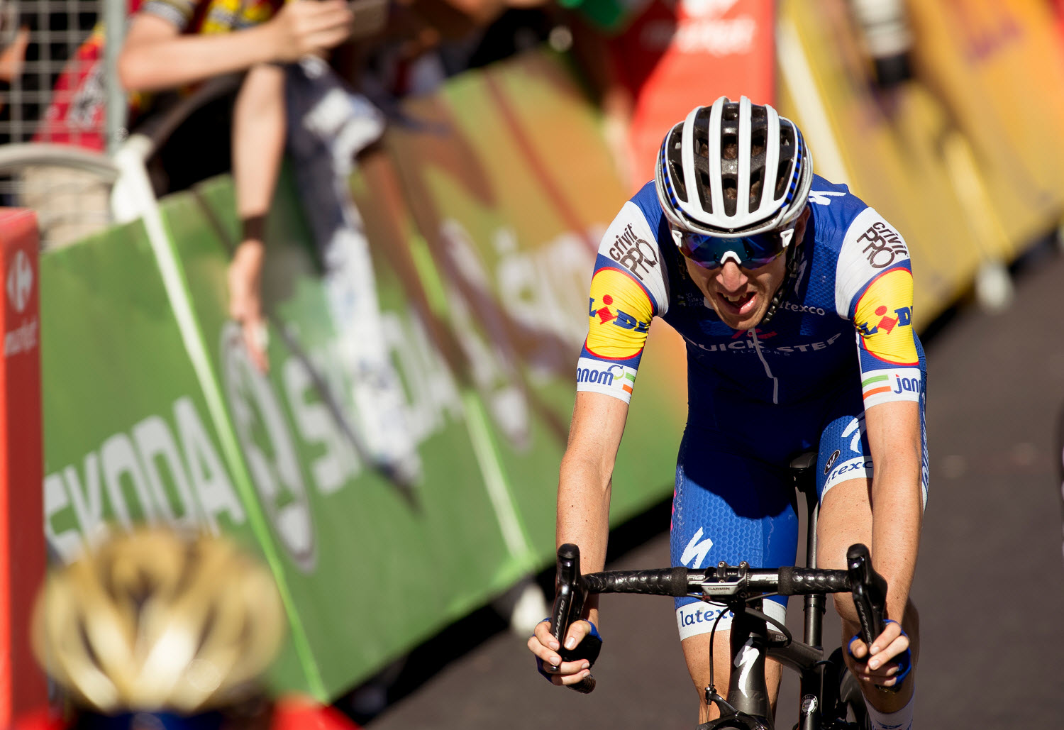 Dan martin team quick step floors at the 2017 tour de france