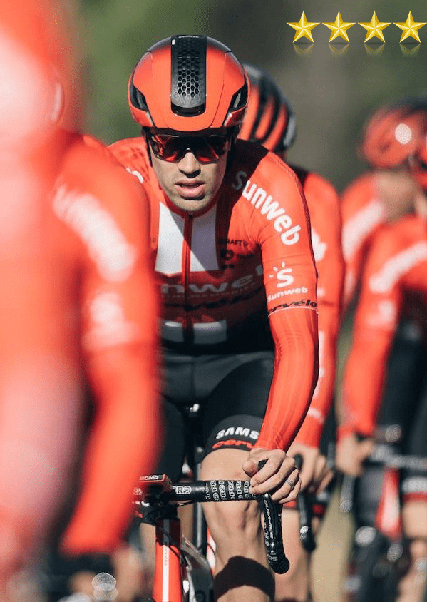 the new red team sunweb cycling kit