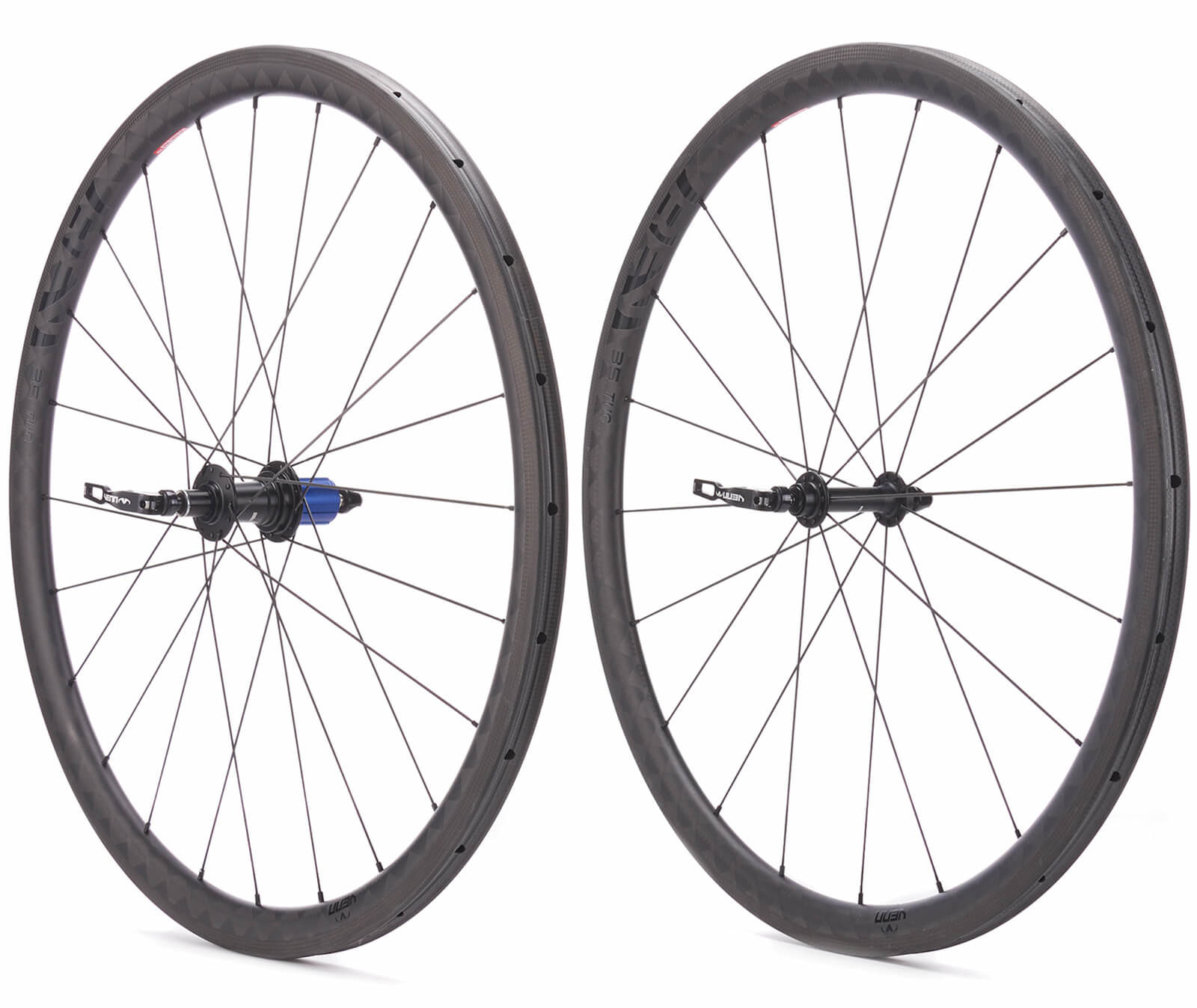 venn cycling rev 35 tubular wheelset