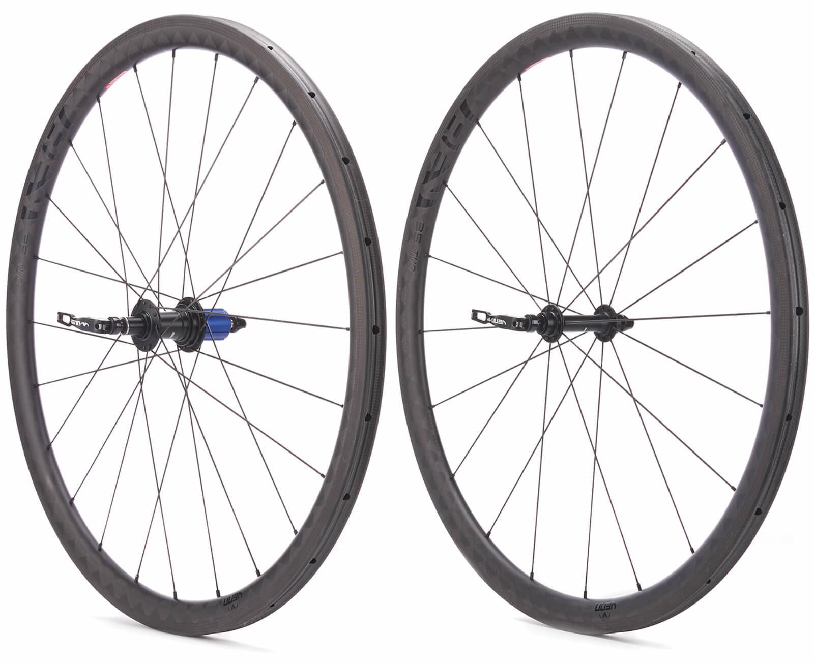 Venn Rev 35 carbon wheelset