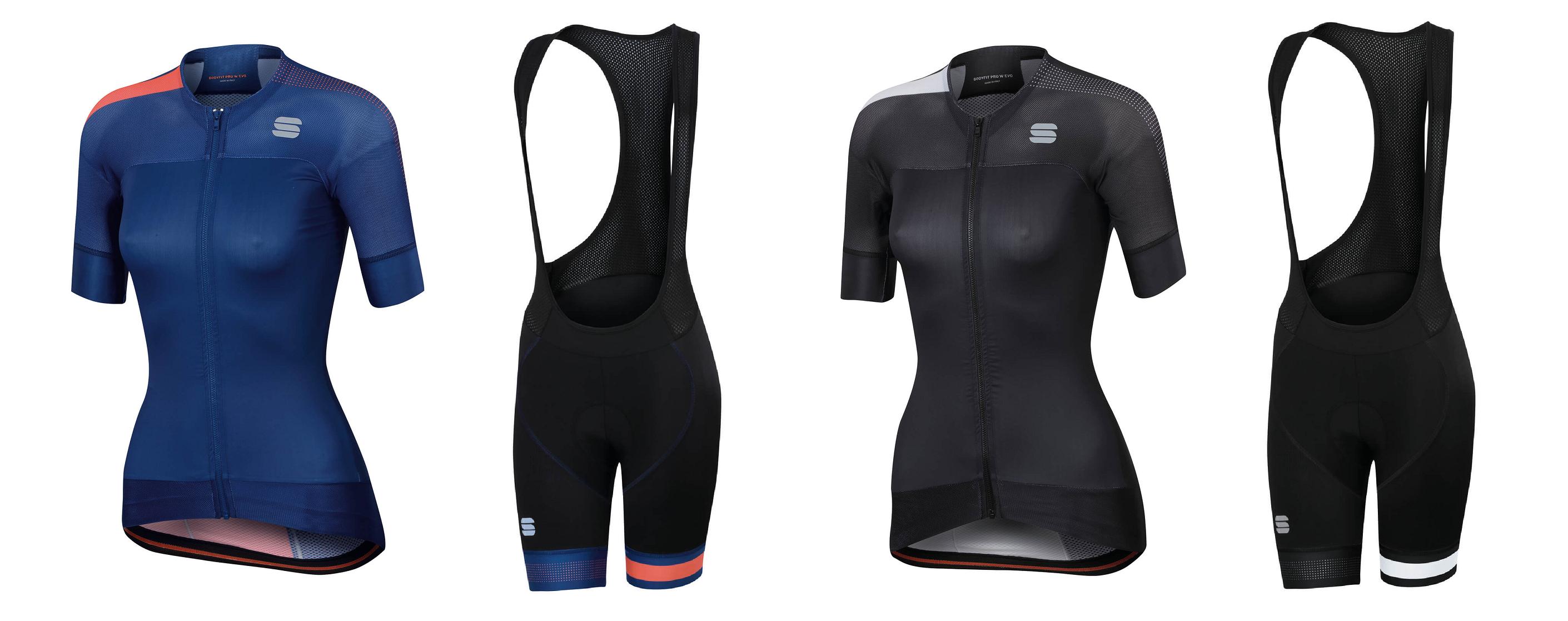 the women's bodyfit pro jersey and short bundle