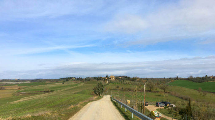 Bella in Sella - Cycling in Tuscany, Italy