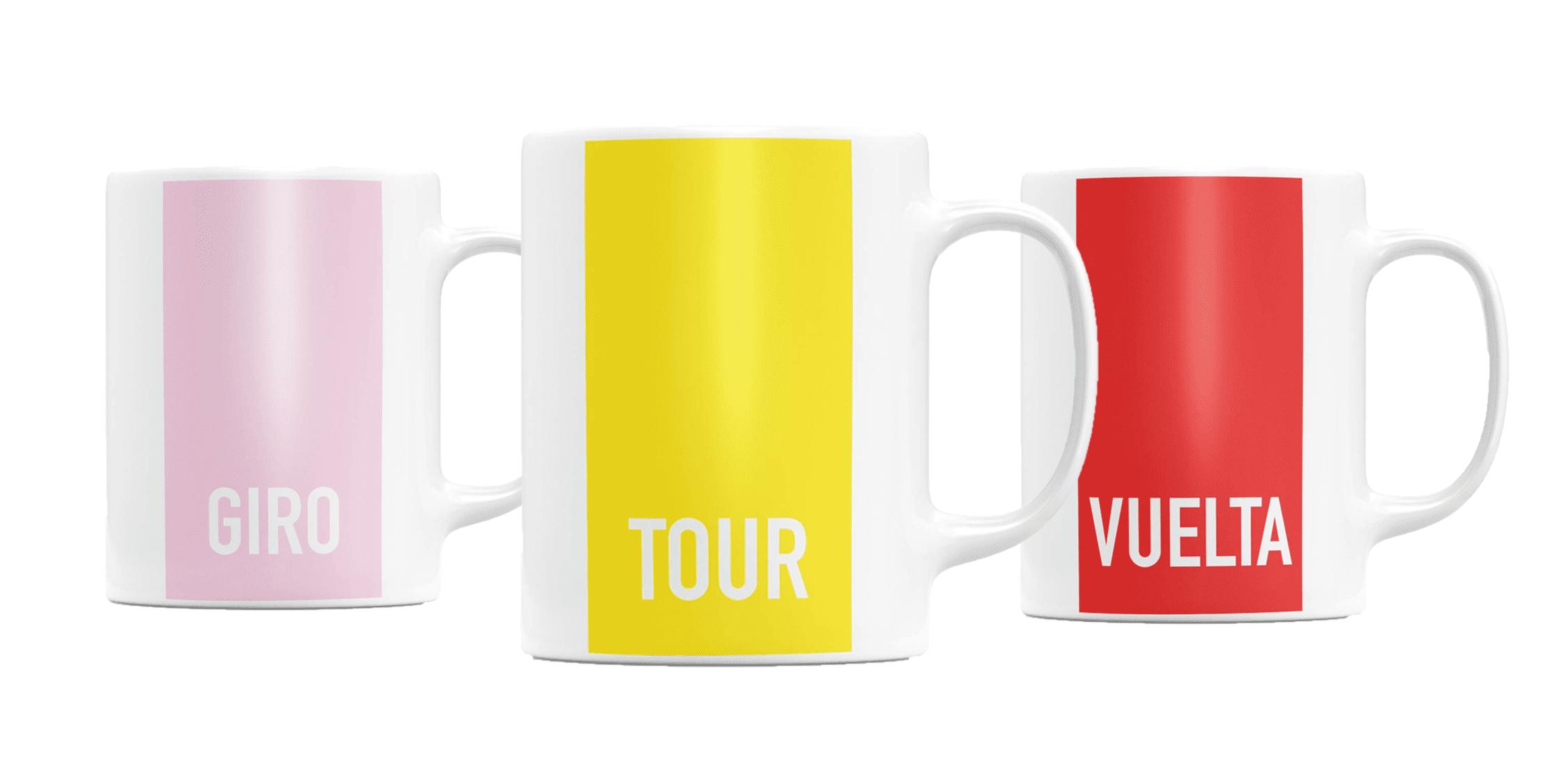 Grand Tour mugs: Christmas Gift number 4