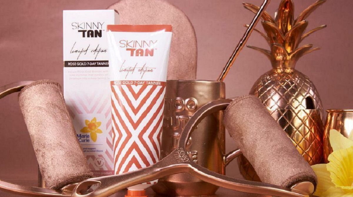 Skinny Tan – as seen on Dragons' Den