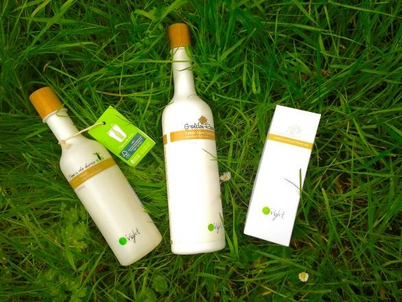 Eco-friendly products from O'Right at HQhair