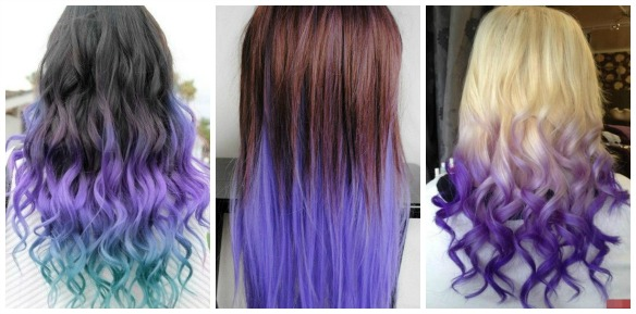 rainbow hair trends 2
