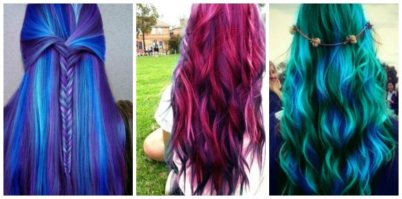 rainbow hair trends 4