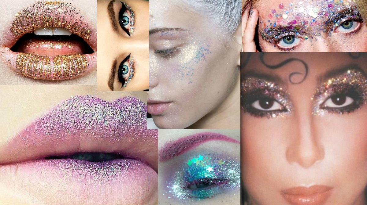Glitterati Prom Makeup Inspo HQhair