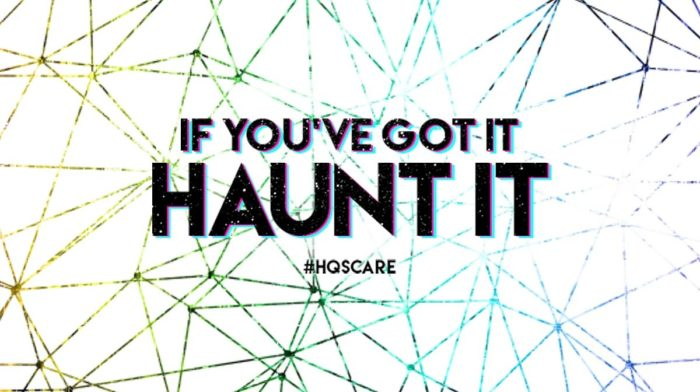 #HQScare: Halloween Make Up Ideas