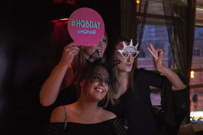 #HQBDAY Party HQhair Birthday Sassy 17