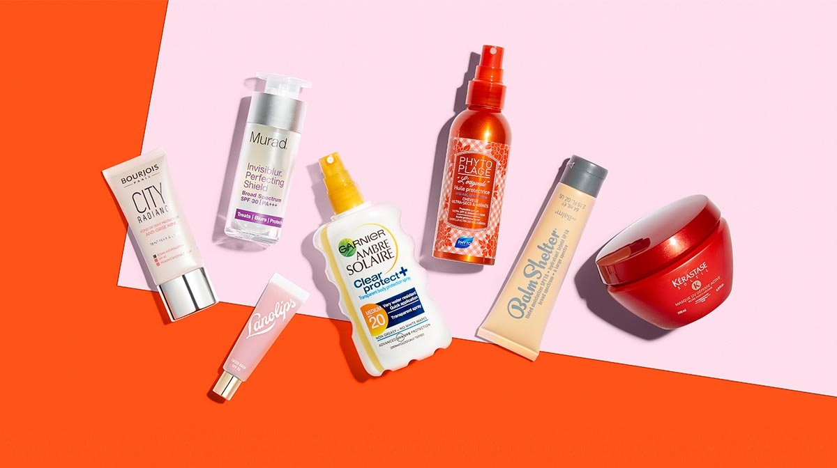 USE PROTECTION WITH THE BEST SUN CREAM