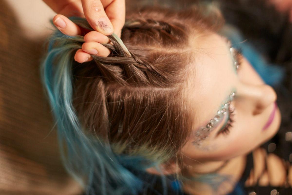 Aurora HQhair Slay Belles Sophie Hannah Richardson Hair Plait