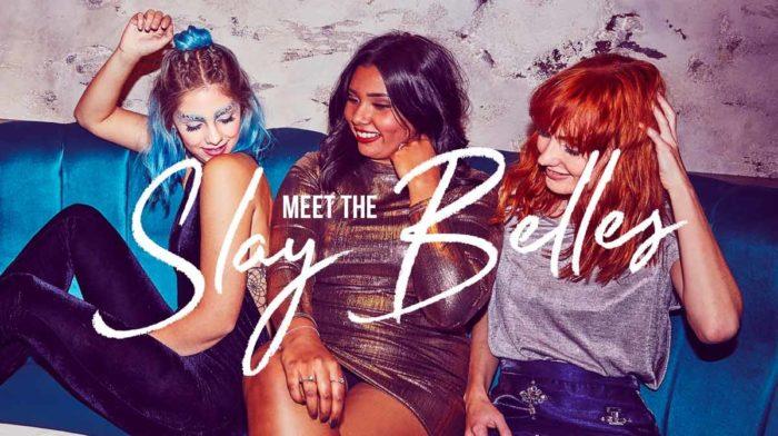 Introducing: The HQhair Slay Belles