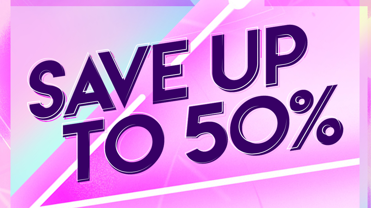 Beauty Sale: up to 50% off   HQhair Blog