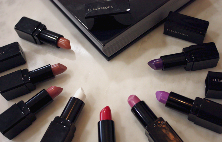 Illamasqua Anti Matter Lipstick at HQhair
