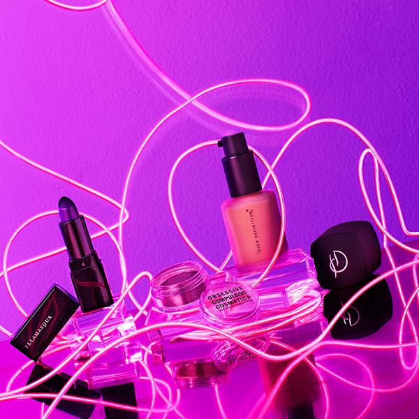 Dark Luxe Makeup