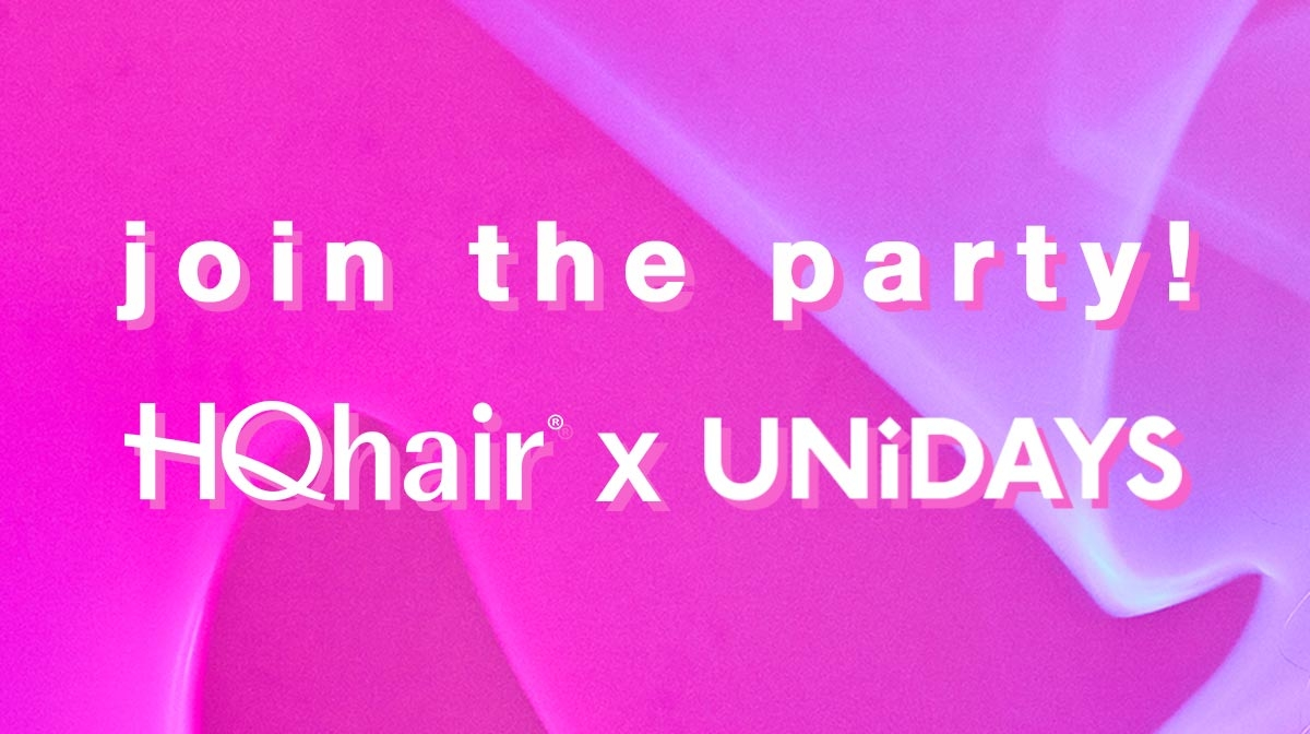 HQhair's 18th Birthday Party With UNiDAYS