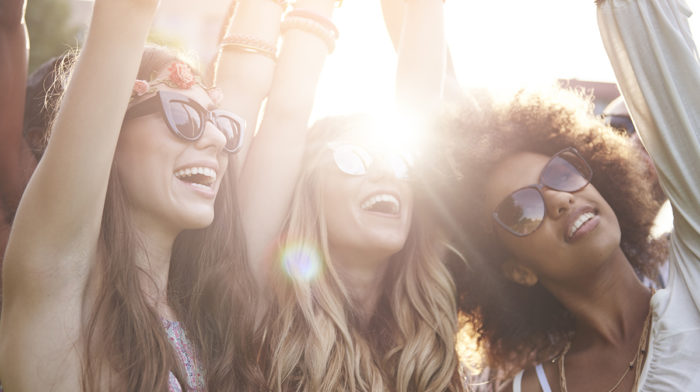 How To Survive A Festival... And Still Look Glam!