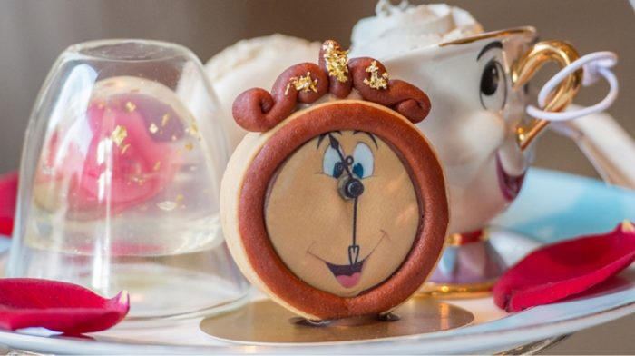 Beauty and the beast afternoon tea exists and we are OBSESSED