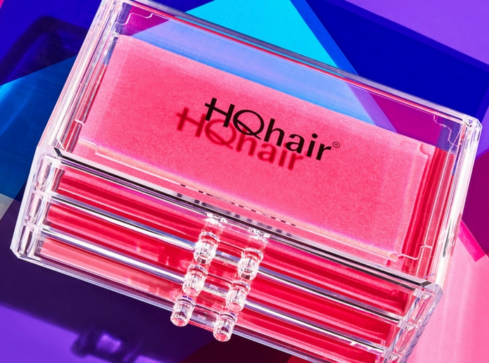 HQhair acrylic draw