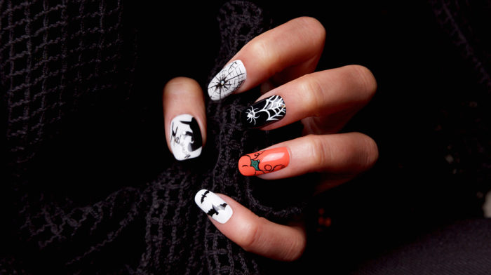 ABSOLUTELY NAIL THESE HALLOWEEN NAIL ART IDEAS 2018 | #HQscare