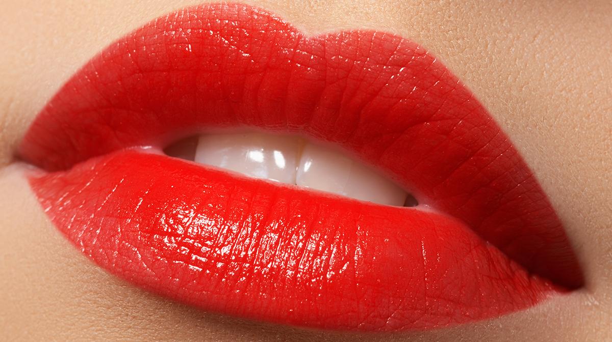 Get Red Lip Ready