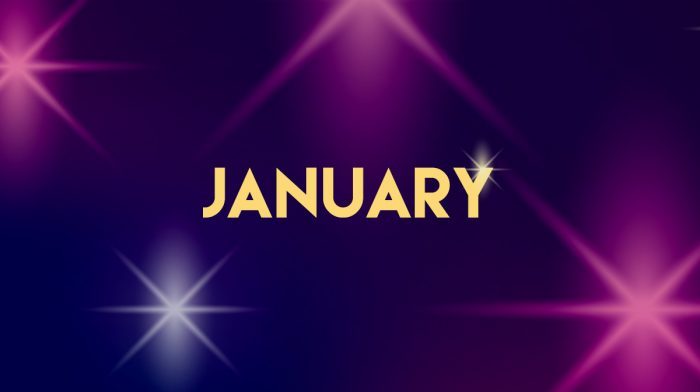 YOUR JANUARY HOROSCOPE 2019