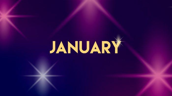 YOUR JANUARY HOROSCOPE 2019