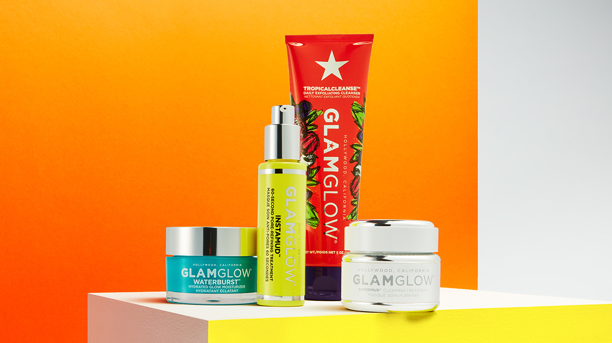 GO MASK MAD WITH THE BEST GLAMGLOW MASK 2019
