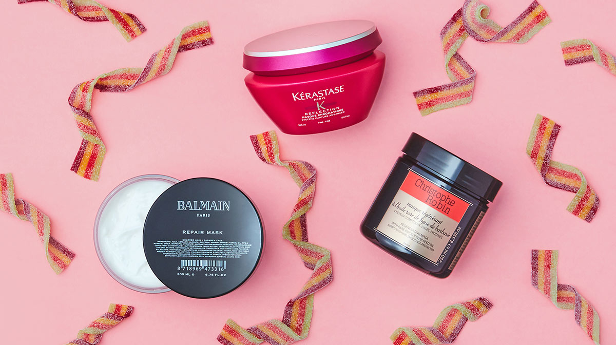 The Best Hair Mask for Your Hair Type
