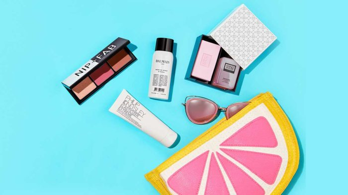 CATCH FLIGHTS, NOT FEELINGS: BEAUTY TRAVEL ESSENTIALS
