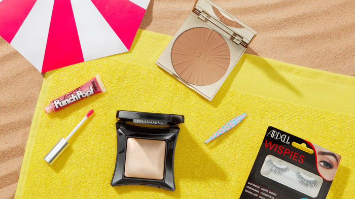 PARTY MAKEUP: ISLAND POOL PARTY MUST-HAVES