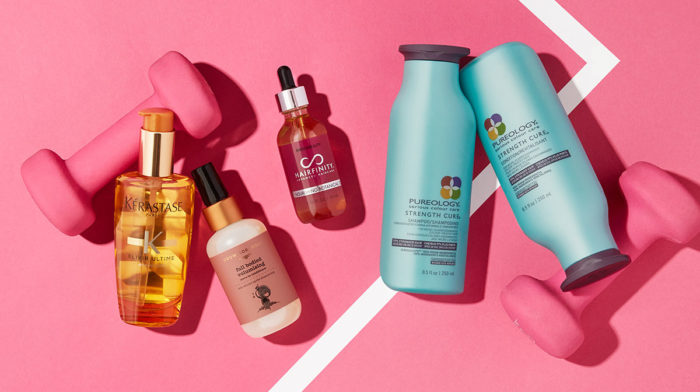 MAKE BEAUTY GAINS WITH THE BEST GYM PRODUCTS AND SWEAT-PROOF MAKEUP