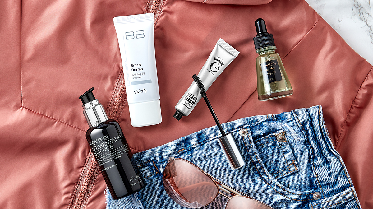 OUR EDIT OF THE BEST KOREAN BEAUTY PRODUCTS