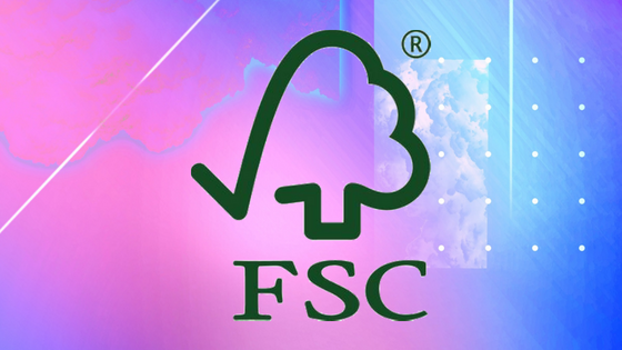 Forest Stewardship Council FSC Cosmetics Packaging Symbols Meaning | HQhair Blog
