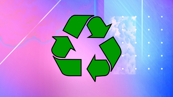 Mobius Loop Recycling Cosmetics Packaging Symbols Meaning | HQhair Blog