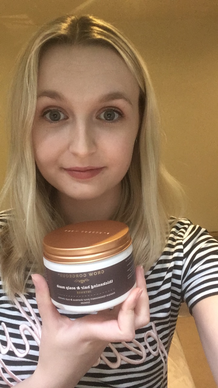Grow Gorgeous Hair Mask Intense Reviews | HQhair Blog