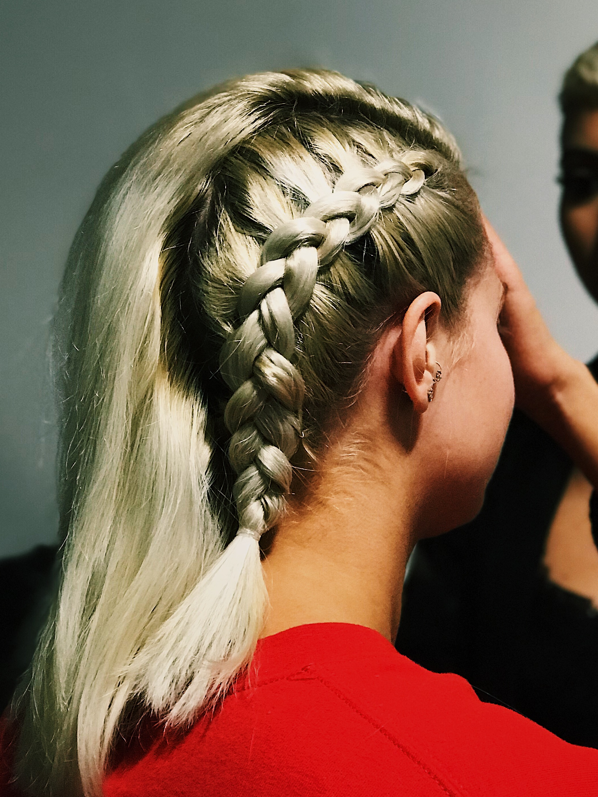Side Plait Ideas and Looks | HQhair Blog