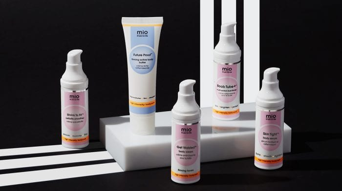 FIT SKIN FOR LIFE WITH THE BEST MIO SKINCARE PRODUCTS