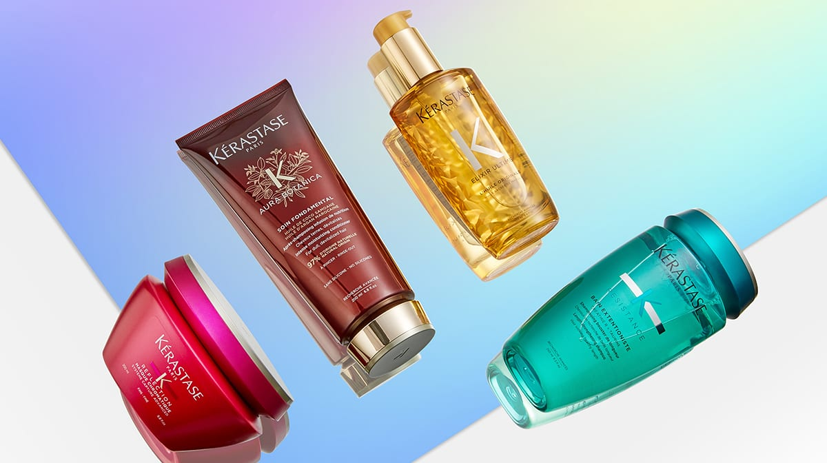 BEST KÉRASTASE PRODUCTS FOR SASSY HAIR ALL DAY ERRY DAY