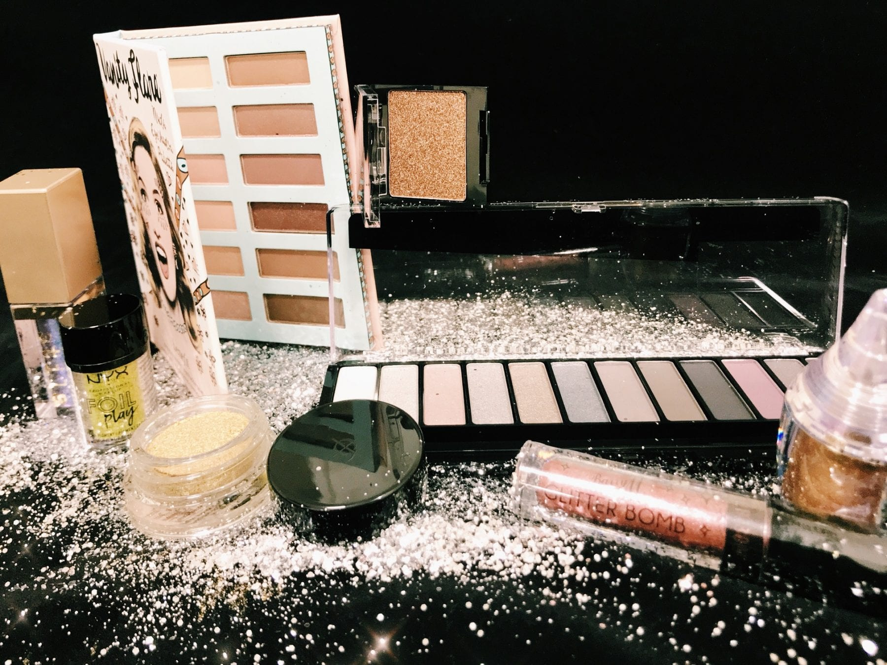 Best Glitter Eyeshadow | HQhair Blog