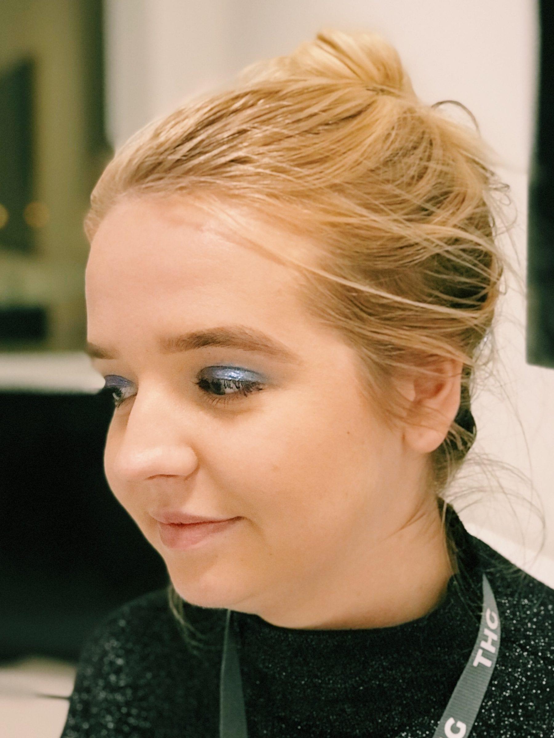 Glitter Makeup Stilla review | HQhair Blog