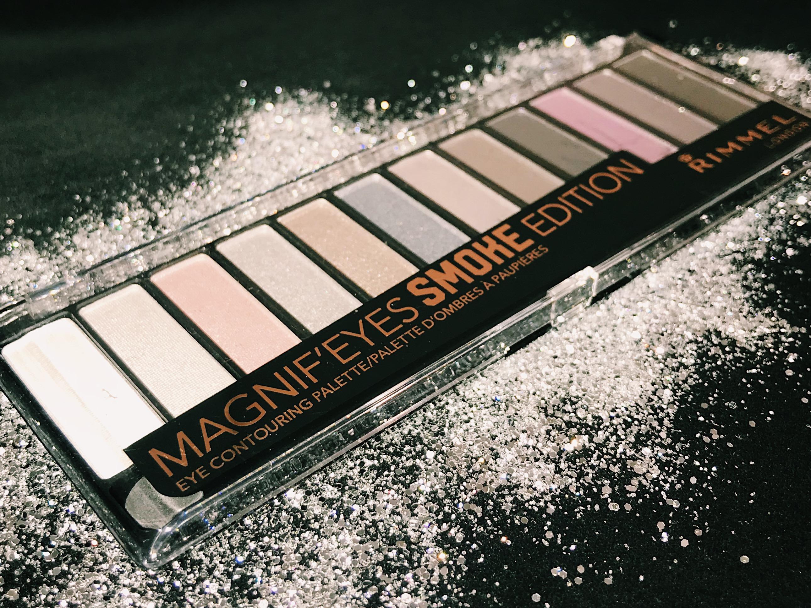 Glitter Eyeshadow Palette Rimmel | HQhair Blog