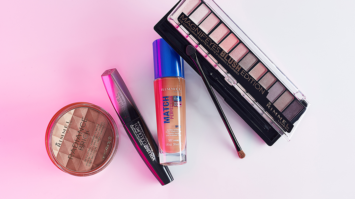 GET THE LONDON LOOK WITH THE BEST RIMMEL PRODUCTS