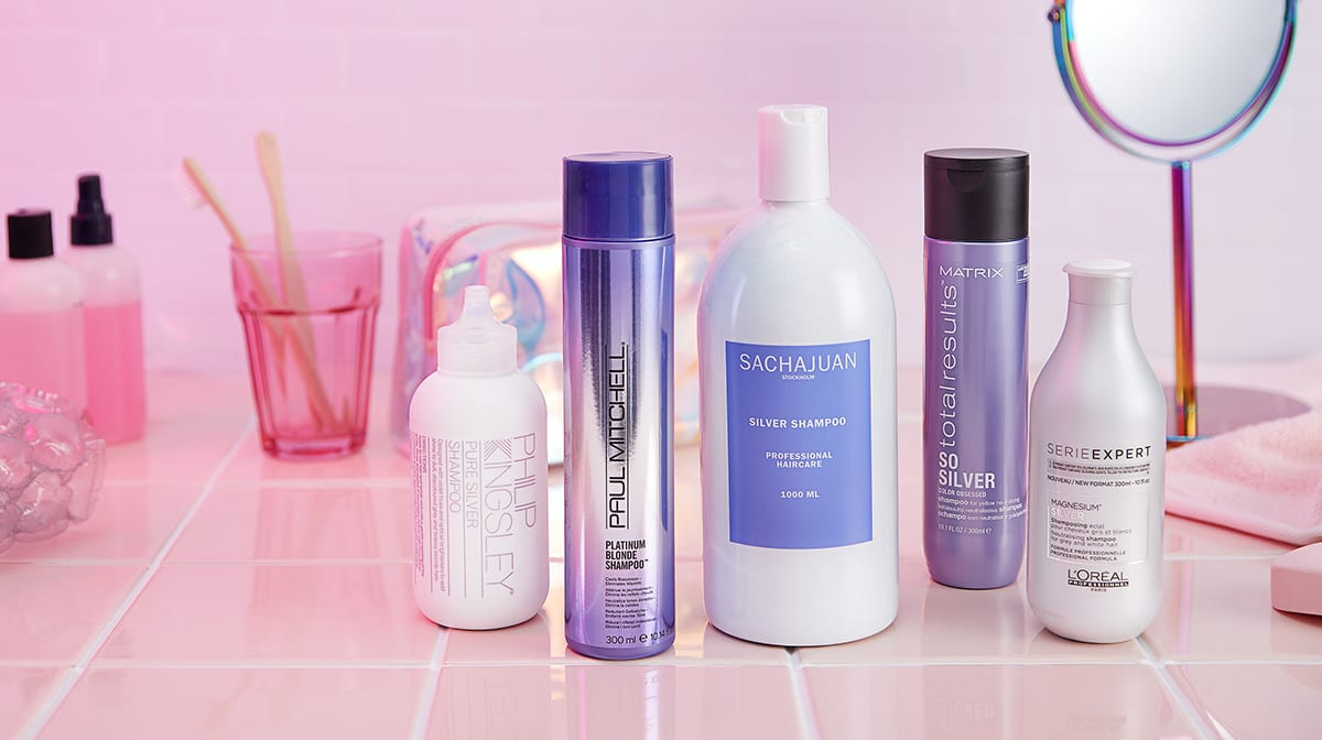 Everything You Need to Know About Silver Shampoo