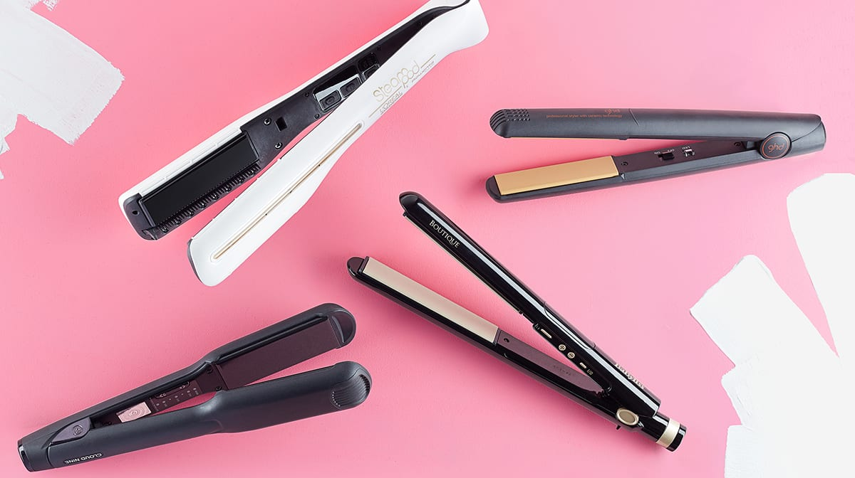 The best hair straighteners 2019 for every single hair type