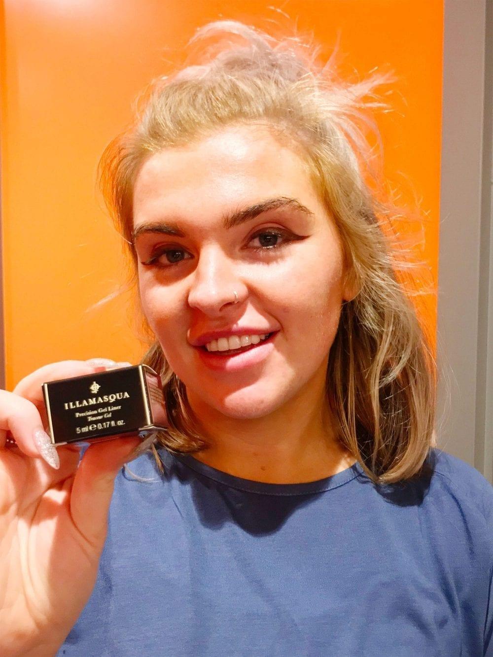 Illamasqua Eyeliner Reviuew | HQhair Blog