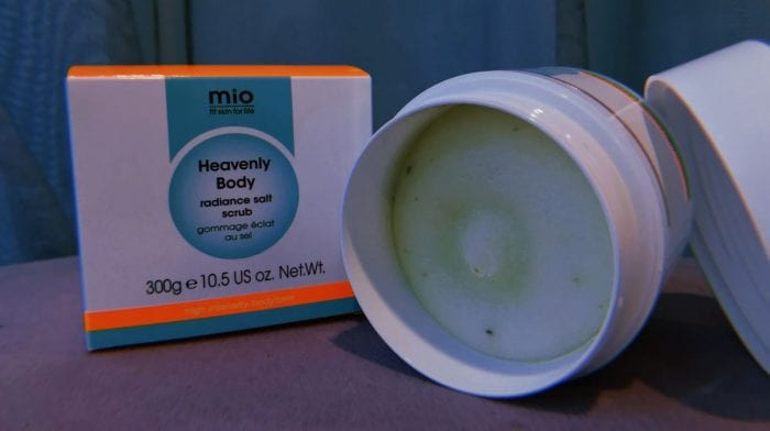 HQ TESTS: MIO SKINCARE HEAVENLY BODY SCRUB